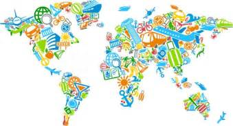 World Traveler Map by Pics Photos Map World Travel