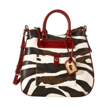 Catherine Rapettis Large Printed Tote In Girrafe by Zebra Is The New Giraffe Handbag Rioni