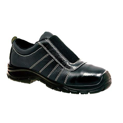 Supplier Slip On Brukat Hitam 3st2 sepatu safety di jakarta chion slip on 3177