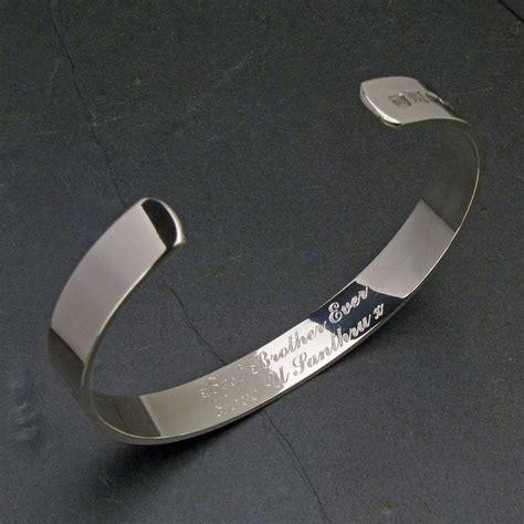 handmade s solid silver bracelet by hersey