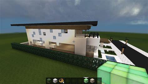 Modernhouse by Minecraft Huis Nog Een Toevoeging Voor Een Mooie Stad