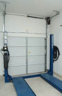 High Lift Garage Door Opener High Lift Garage Door Conversion