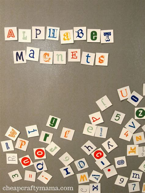 printable alphabet stickers 1000 images about magnet play on pinterest craft sticks