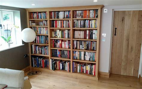 bespoke bookshelves bespoke bookcases lockley carpentry