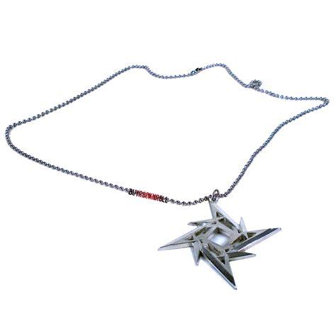 buyrocknroll metallica collector s memorabilia 2007 pendant chain necklace