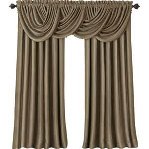 Nursery Curtains Blackout Elrene Home Fashions All Seasons Blackout Waterfall
