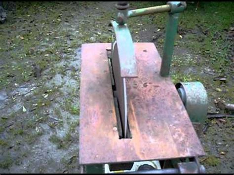 circular saw bench for sale neat little circular saw bench with 15 quot blade and 5 5hp