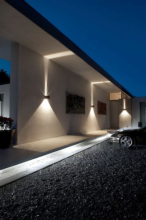 Patio Wall Lighting Ideas Best 25 Outdoor Led Lighting Ideas On Pinterest Diy Light House Lighting Techniques And
