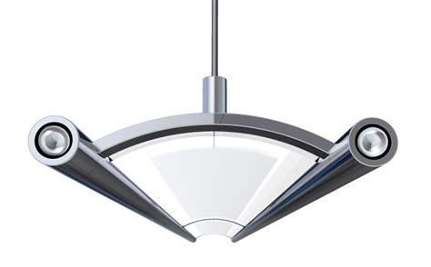 Peerless Lighting Fixtures Led Suspended Luminaire Designed By Peerless Lighting Wins Lightfair Design Innovation Award