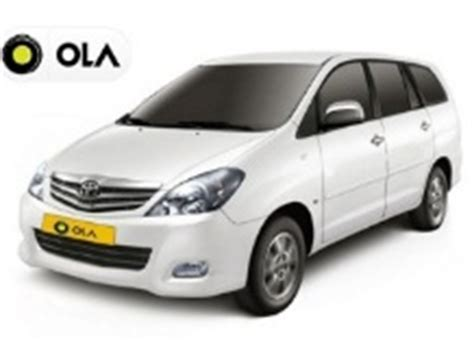 Car Types In Ola Cabs by Radio Taxi Startup Olacabs Launches Operations In Lucknow