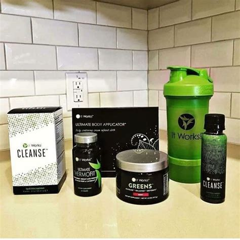 It Works Detox Challenge by Who S Ready To Start Their 90 Day Weight Loss System