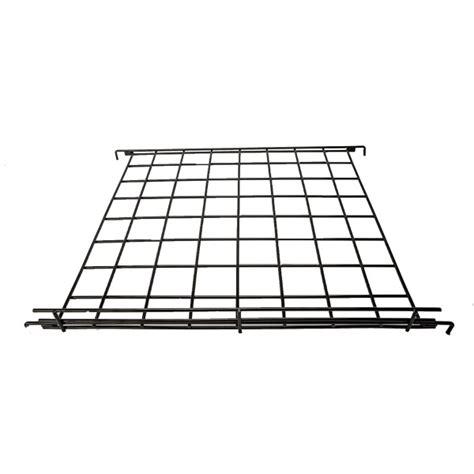 24 X 24 Shelf by Grid Shelf 24 Quot X 24 Quot Black