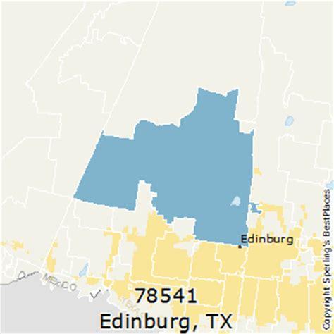 mcallen texas zip code map best places to live in edinburg zip 78541 texas
