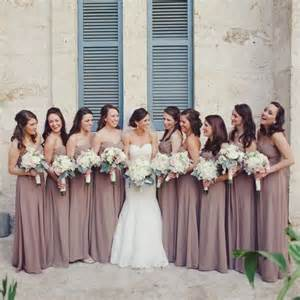 bridesmaid dresses colors wedding ideas mad about mauve modwedding