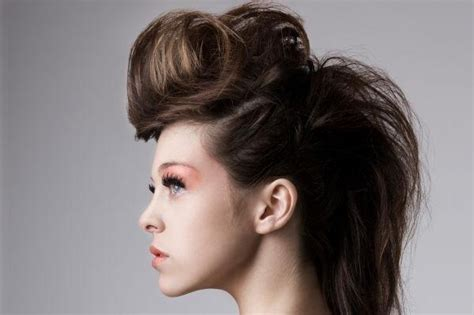 Wedding Hairstyles With Quiff by 15 Ideas Of Womens Quiff Hairstyles
