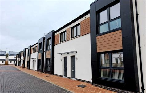 new council housing in a generation completes in