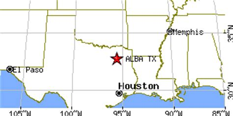 alba texas map alba texas tx population data races housing economy