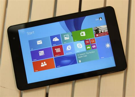 Tablet Windows 8 1 Pro on dell ups its with new android and windows 8 1 tablets ars technica