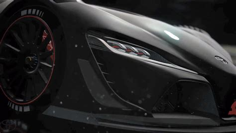 toyota visio toyota ft 1 vision gran turismo gt6 concept teased