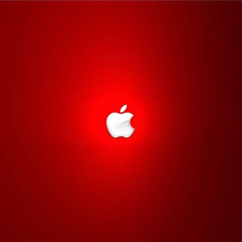 wallpaper apple logo red apple logo wallpapers wallpaper cave