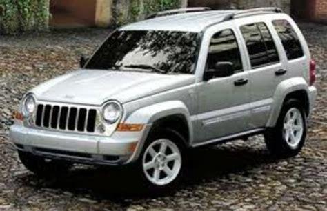 jeep liberty 2001 jeep liberty 2001 2007 master service manual