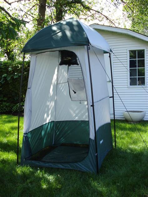 rv outdoor shower enclosure an outdoor shower enclosure as tent useful reviews of