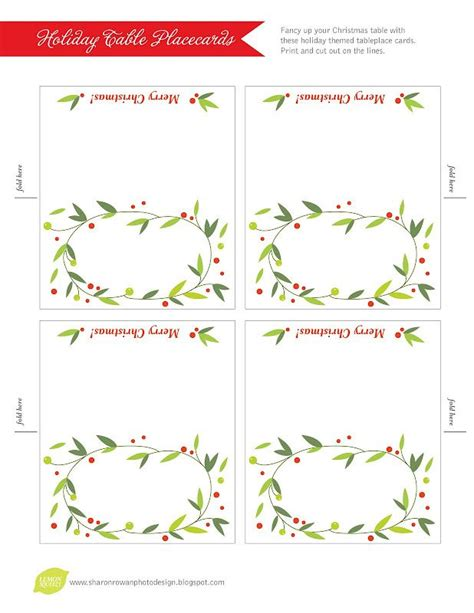 Free Place Card Templates Uk by Free Place Card Template Place
