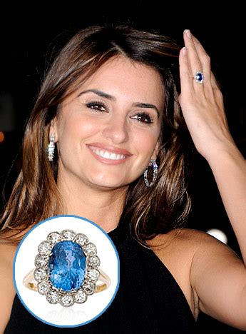 celebrity engagement rings sapphire get one of those celebrity engagement rings bridal