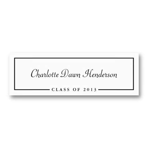 graduation name card template for pages card border ideas wedding tips and inspiration