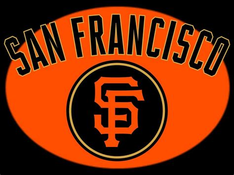 Sf Giants L by San Francisco Giants Logo Wallpapers Wallpaper Cave