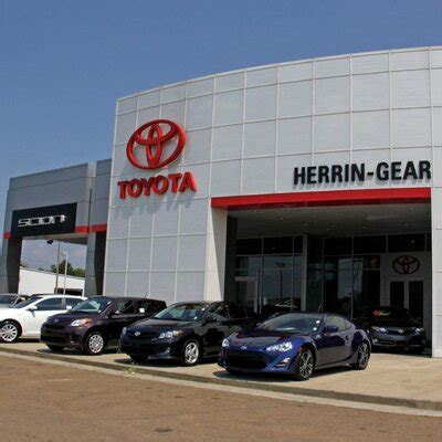 Toyota Dealership Jackson Ms Herrin Gear Toyota Hgtoyota