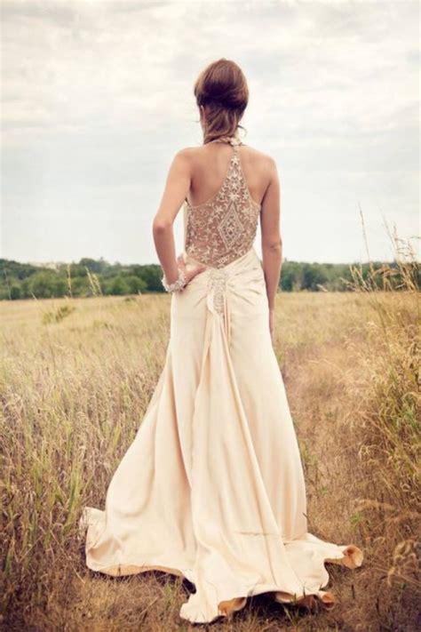 Beautifully Boho Style Blogs by 45 Beautiful Boho Chic Wedding Dresses Happywedd