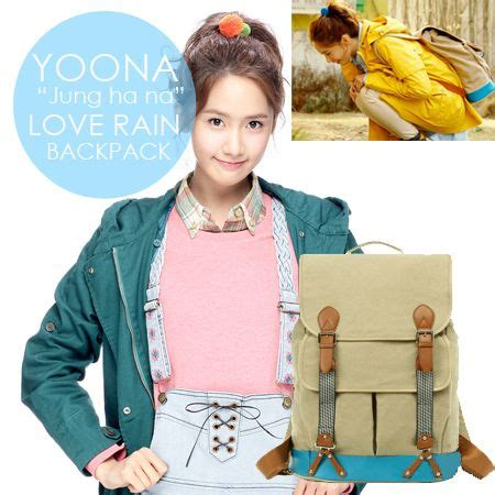 Tas Impor Fashion Bag Kode 613 backpack tas yoona jung yong hwa heartstring jung yong hwa heartstrings and yoona