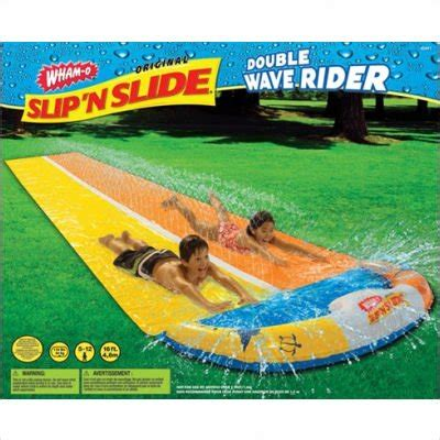 Backyard Slip N Slide by Slip N Slide Wave Rider Backyard Water Slide Surf Rider Summer Days Ebay