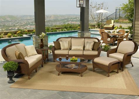 Outdoor Garden Furniture Sale Make Everything Outside Beautiful With The Outdoor Wicker