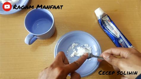Pasta Gigi Hpai cara memutihkan muka pake pasta gigi hpai mp3speedy net