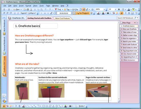 Calendario 7 Roasoft Microsoft Office Onenote Descargar