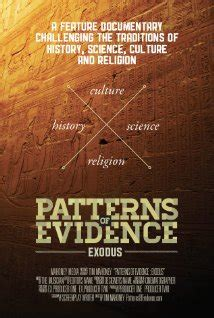 pattern of evidence patterns of evidence the exodus archaeological proof