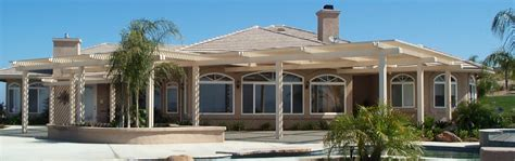 combining lattice solid patio cover roofs will greatly