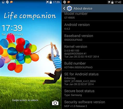 l720vpufnae download android 4 4 2 kitkat firmware sprint galaxy samsung s galaxy s4 gets another leaked android 4 4 2