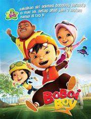 film kartun global tv boboiboy serial tv pengganti upin ipin info bos populer