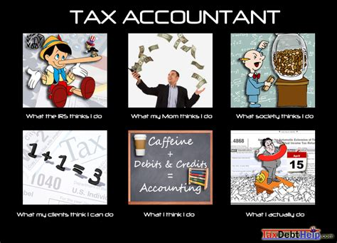 Accounting Memes - this meme is great just right for tax season