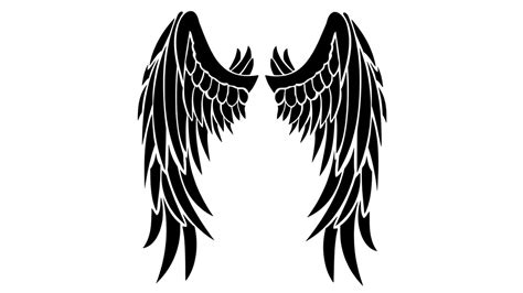 tattoo wings png free illustration wings tattoo drawing wallpaper
