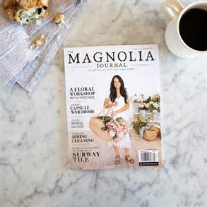 fixer magnolia book the magnolia journal spring 2017 chip joanna gaines