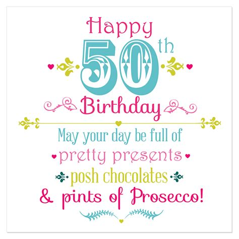 50 days of grace may your be happy and your mind be free books happy 50th birthday designs