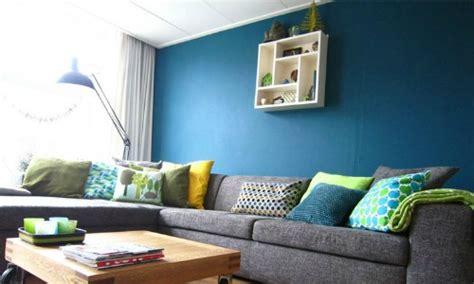 interieur kleuren muren inrichting woonkamer muren