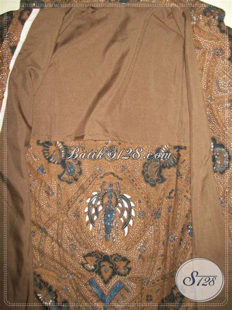 Hem Batik Lengan Panjang Motif Klasik Jogjaan Kemeja Batik Klasik Furing Lengan Panjang Motif Jogja