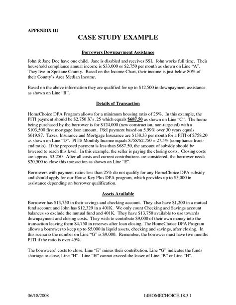 It Technician Resume Sample by Business Case Study Examples Pdf Business Case Study