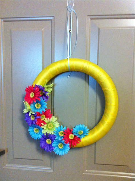 spring wreaths to make 39 diy spring wreaths for the front door that you can