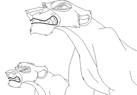 lion king 2 vitani coloring pages lion king 2 vitani and kopa coloring pages coloring pages